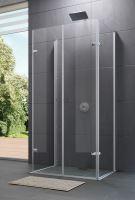 Hüppe Design elegance 4-úhelník u-kabina lítací dveře