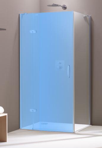 Hüppe Aura elegance 4-úhelník boční stěna