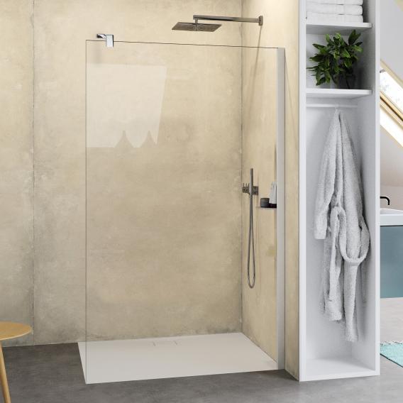 Hüppe Select+ boční stěna samostatně stojící, sklo 6 mm