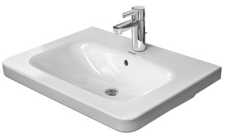 Duravit DuraStyle nábytkové umyvadlo bílá