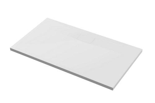 AQ Zero sprchová vanička 4-úhelník barva vaničky: bílá 1000 x 800