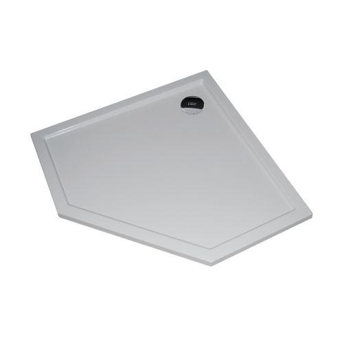 Hüppe Purano sprchová vanička 5-úhelník barva vaničky: bílá